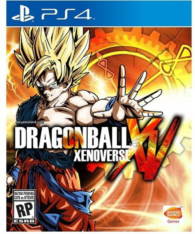 Dragon Ball Xenoverse Premium Edition(Code in the Box - for PS4)