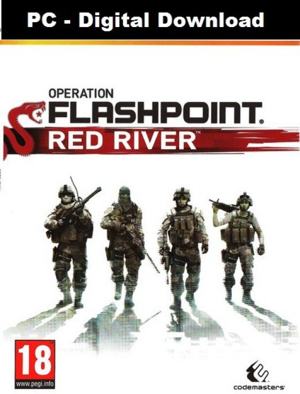 Operation Flashpoint: Red River(Code in the Box - for PC)