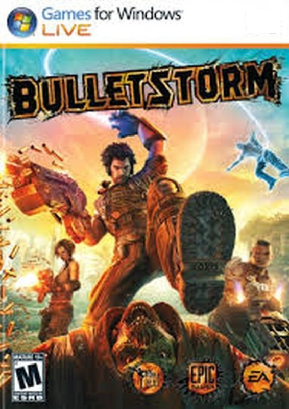 Bulletstorm(Code in the Box - for PC)