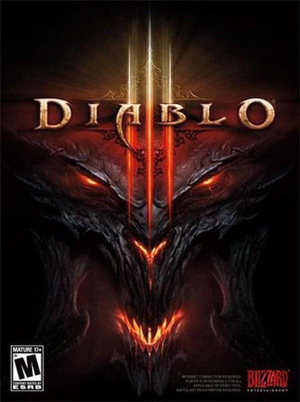 Diablo 3 CD-KEY(Code in the Box - for PC)