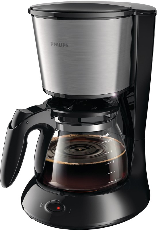 Philips HD 7457/20 15 Cups Coffee Maker(Black)