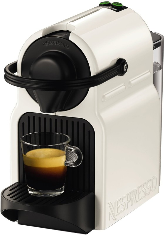 Nespresso XN100140 Coffee Maker(White)