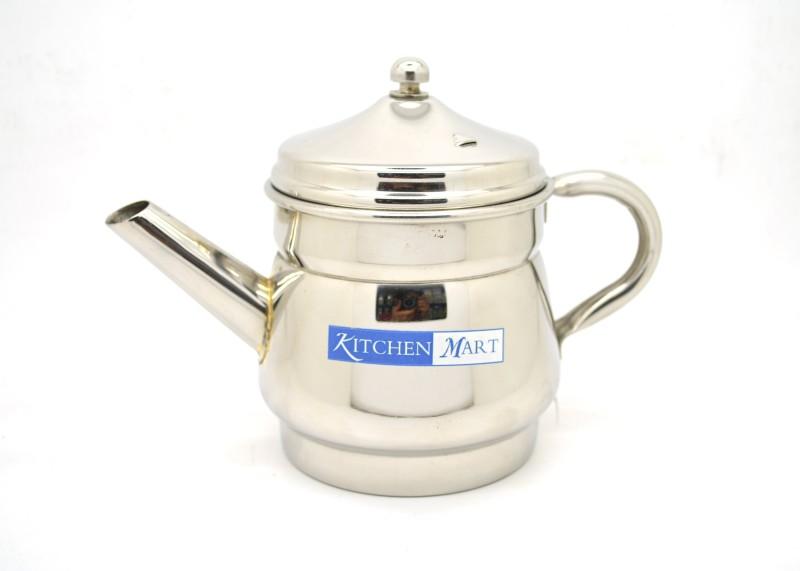 Kitchen Mart Kettle Drip Filter 350 ml 4 cups Coffee Maker(Steel)