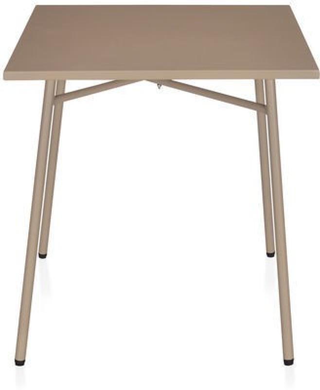 Nilkamal Rosta Metal Coffee Table(Finish Color - Grey)