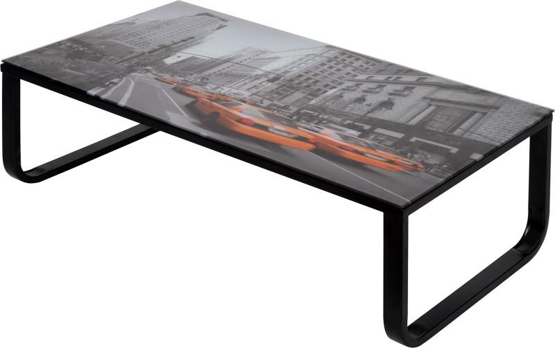 Nilkamal Metal Coffee Table(Finish Color - Black)