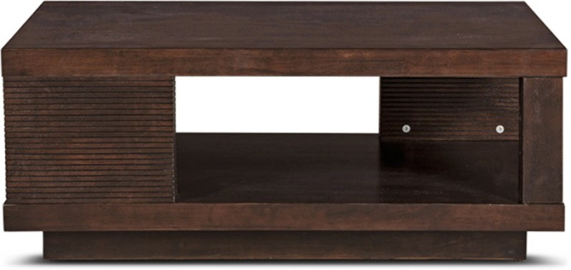 HomeTown Solid Wood Coffee Table(Finish Color - Brown)