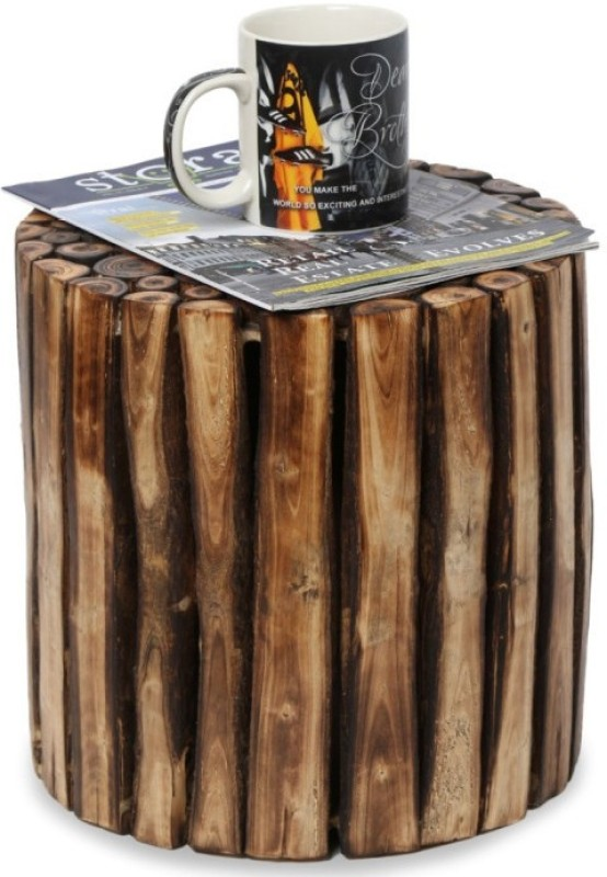 Craftspoint Solid Wood Coffee Table(Finish Color - Matte)