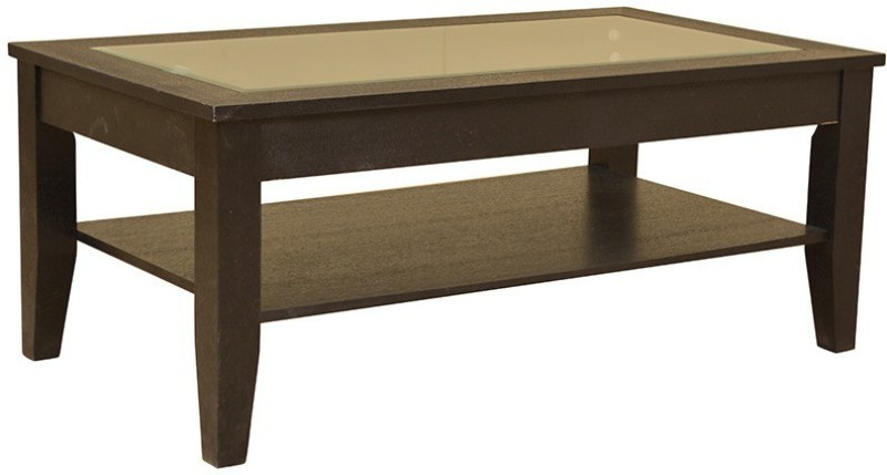 HomeTown Abby Engineered Wood Coffee Table(Finish Color - Oak)