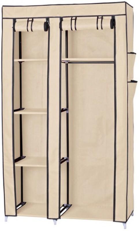 macintosh-carbon-steel-collapsible-wardrobefinish-color-beige