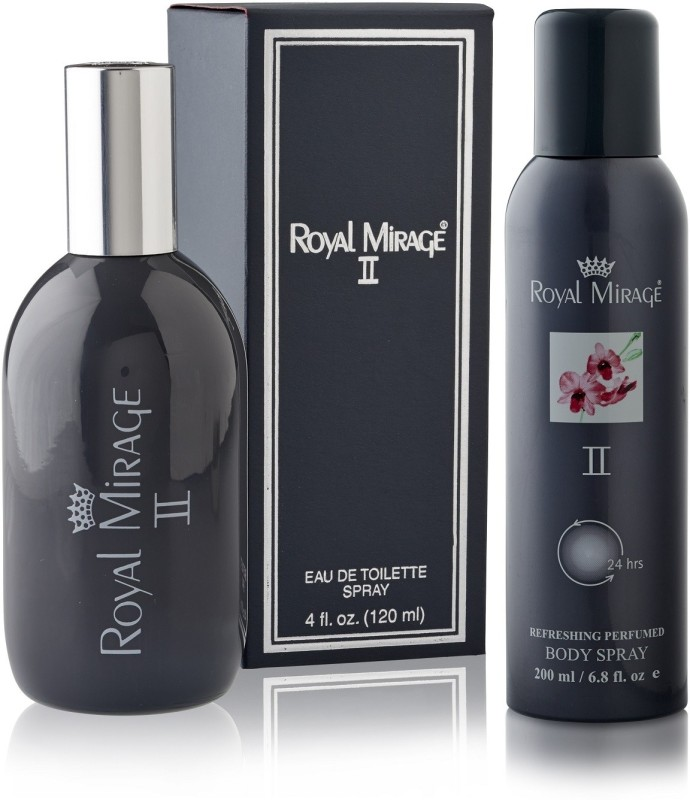 Royal mirage Classic - Ii?4 Fl Oz. Gift Set(Set of 2)
