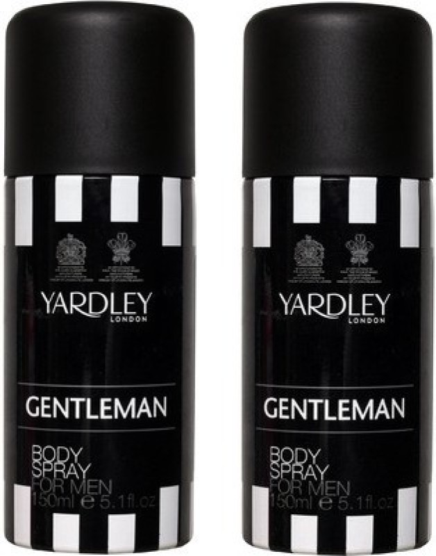 Yardley London Gentleman Combo Set(Set of 2)