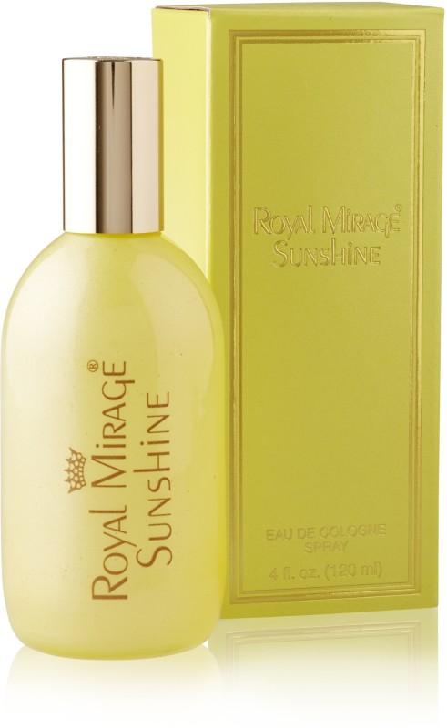 Royal Mirage Sunshine Eau de Cologne - 120 ml(For Boys)