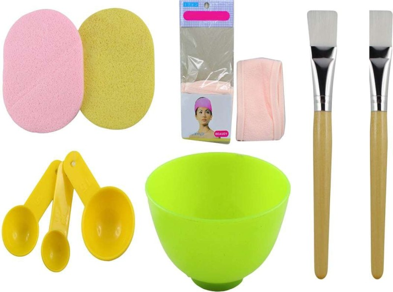 Ear lobe & accessories Personal /Professional Face Pack Combo Combo Set