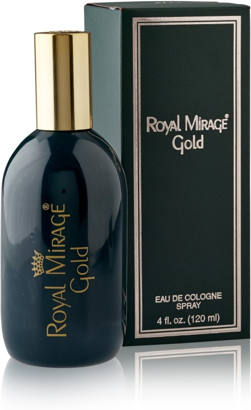 Royal Mirage Gold EDC  -  120 ml(For Boys) image