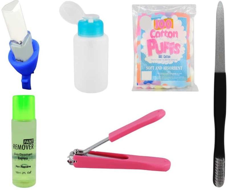 Ear lobe & accessories Personal /Professional Manicure/Pedicure Combo Combo Set