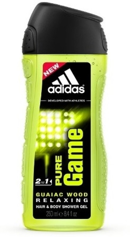 ADIDAS Pure Game Hair & Body 2-in-1(250 ml)
