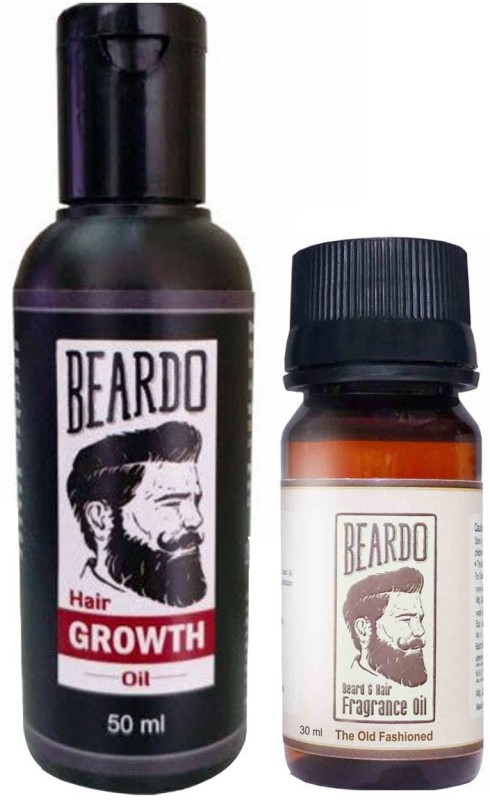Beardo Growth-Old Fashioned Oil 50 and 30ml(Set of 2)