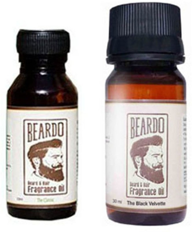 Beardo Classic-Black Velvette oil 10 and 30ml(Set of 2)