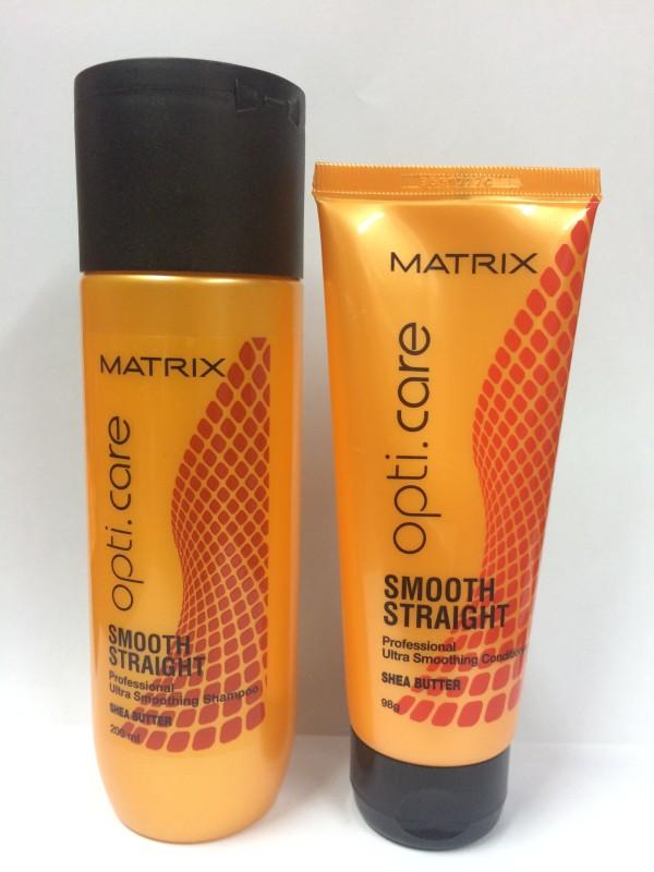 Matrix OptiCare Smooth Shampoo - 200ml & Conditioner - 98g(Set...