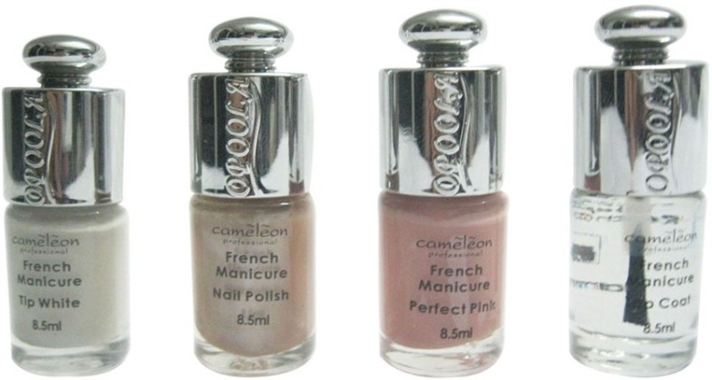 Cameleon French Manicure(Set of 4)