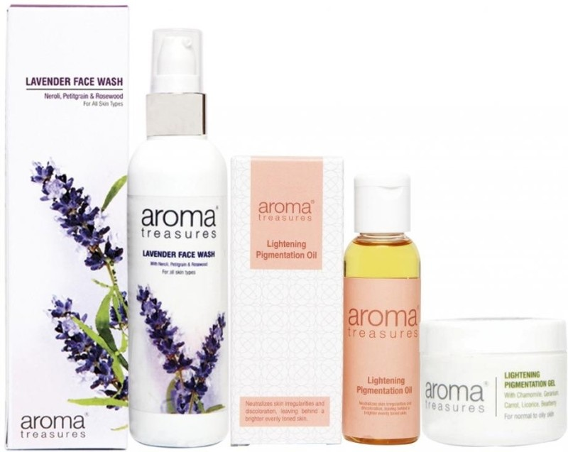 Aroma Treasures No Pigmentation(Set of 3)