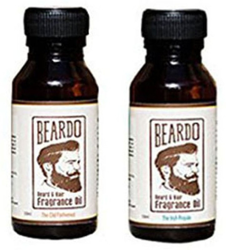 Beardo Old Fashioned and Irish Oil 10ml(Set of 2)