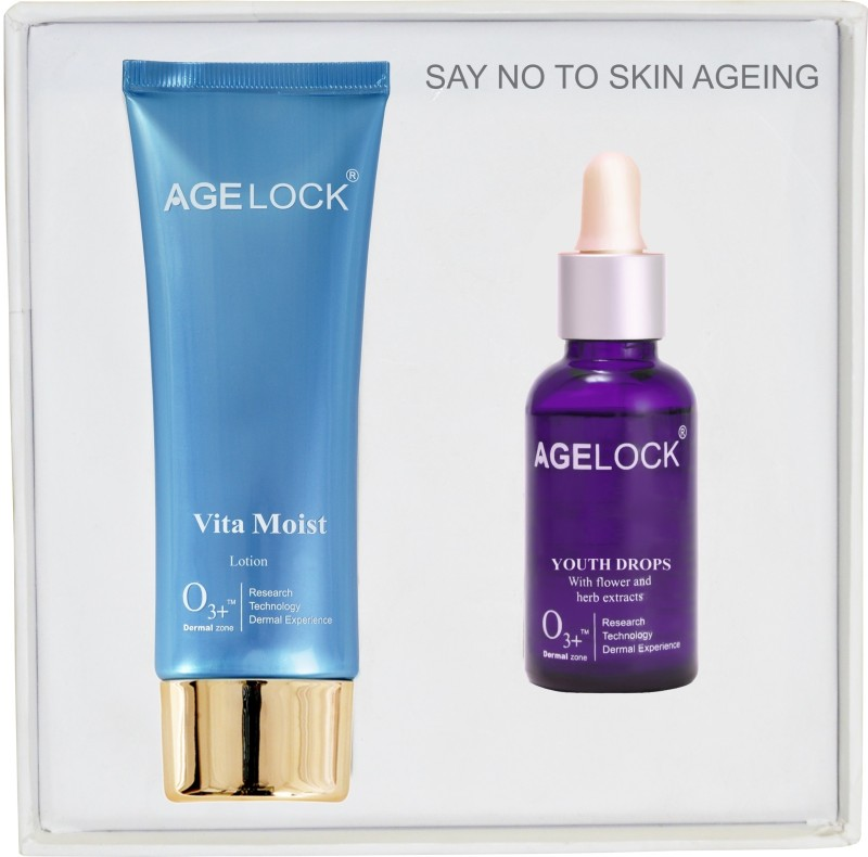 O3+ Say No to Skin Ageing(2 Items in the set)