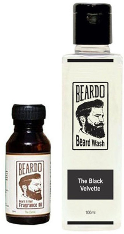 Beardo Classicoil 10ml and Black Velvette wash 100ml(Set of 2)