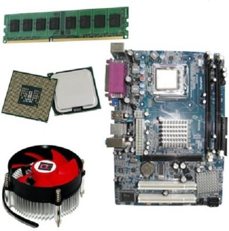 Ruler G31 or 945 Combo Motherboard(Blue)