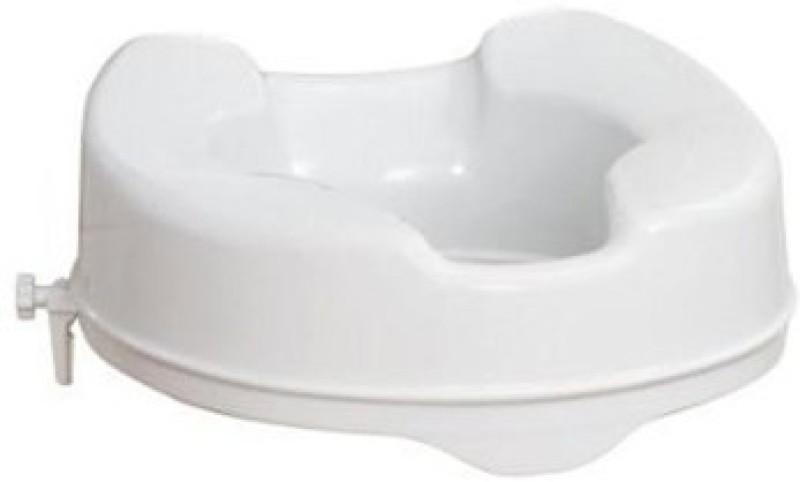 Vissco Commode Chair(White)