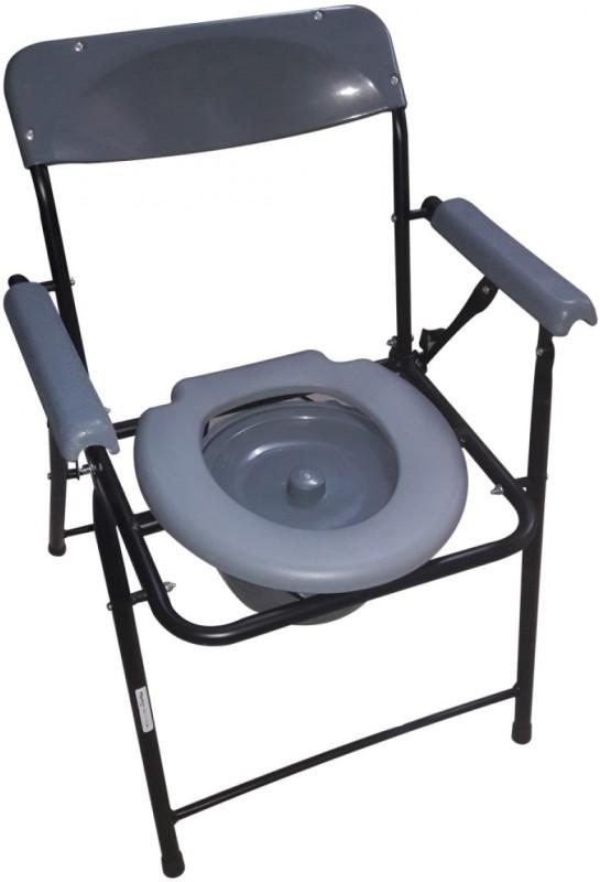 karma Commode Chair(Grey)