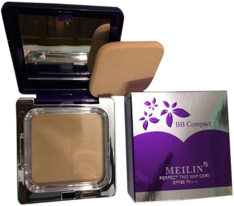 Meilin Meilin BB compact two way cake Compact(Skin, 12 g)