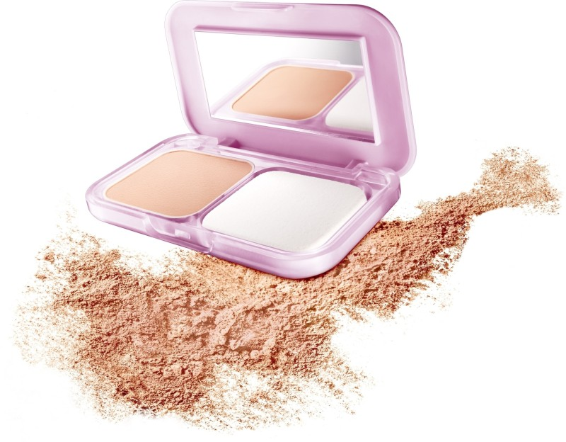 Maybelline Clear Glow All In One Fairness Compact Powder (SPF32PA+++) Compact(03 Natural)