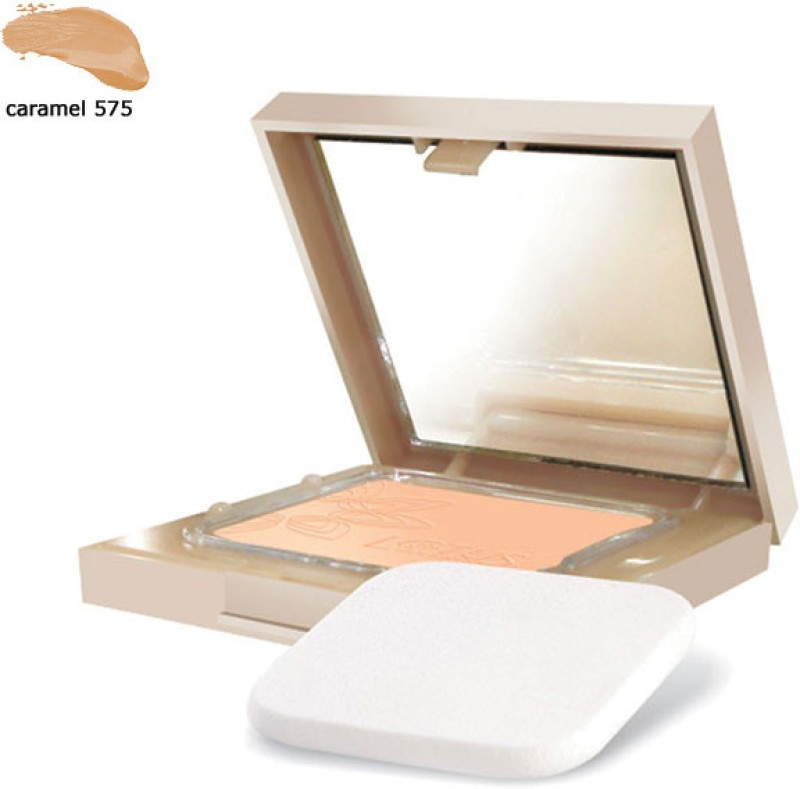 Lotus Pure Radiance Natural Compact SPF 15 Compact - 9 g(Caramel 575)