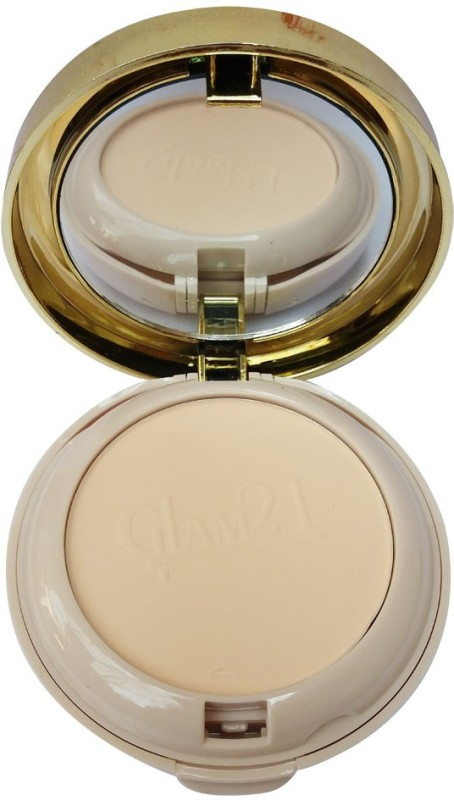 Glam 21 Exlusive-Two-Way-cake-NNAE-24g Compact(Natural, 24 g)