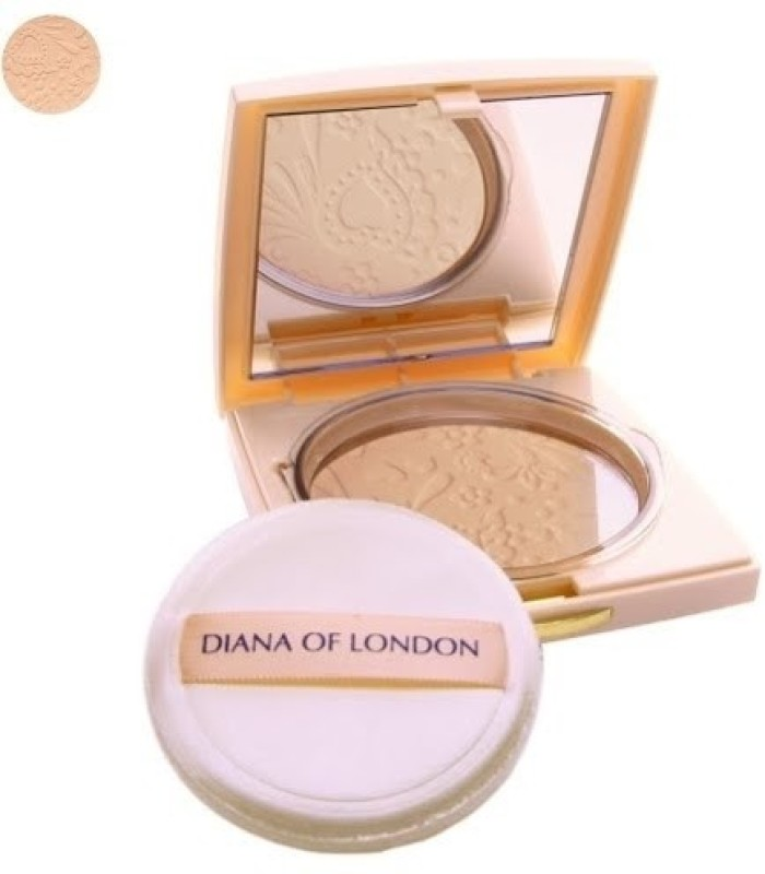 Diana of London Absolute Stay Compact Powder Compact(403-Pure Rose, 9 g)