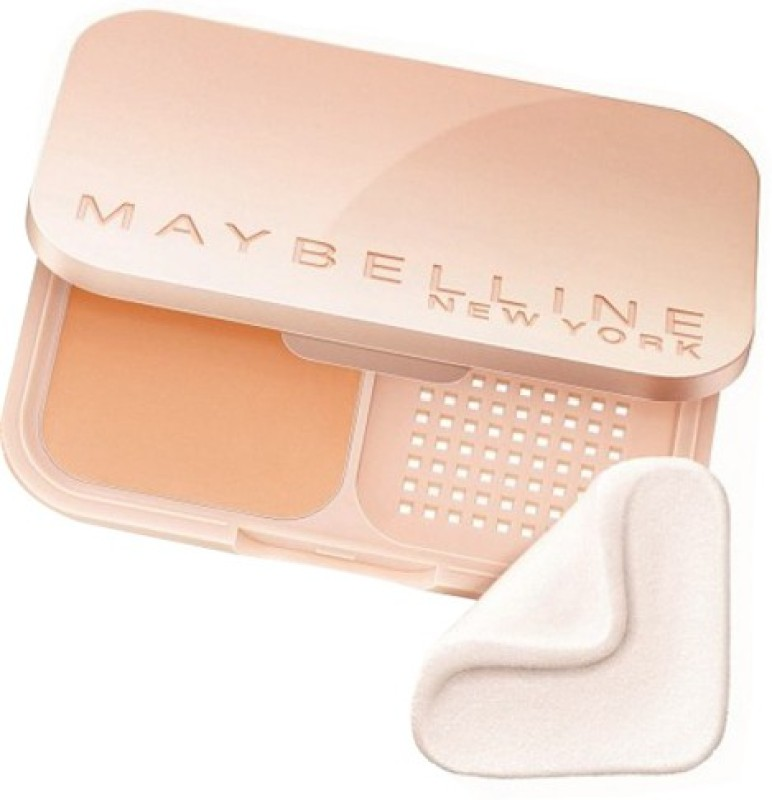Maybelline Dream Satin Skin Two Way Cake Spf32 Compact - 9 g(Sandy Brown)