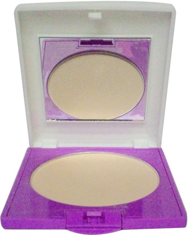 MN Ultra-Soft-Compact-Powder-Natural-and-makeup-Longlasting-All-Day-11g Compact(Natural, 11 g)