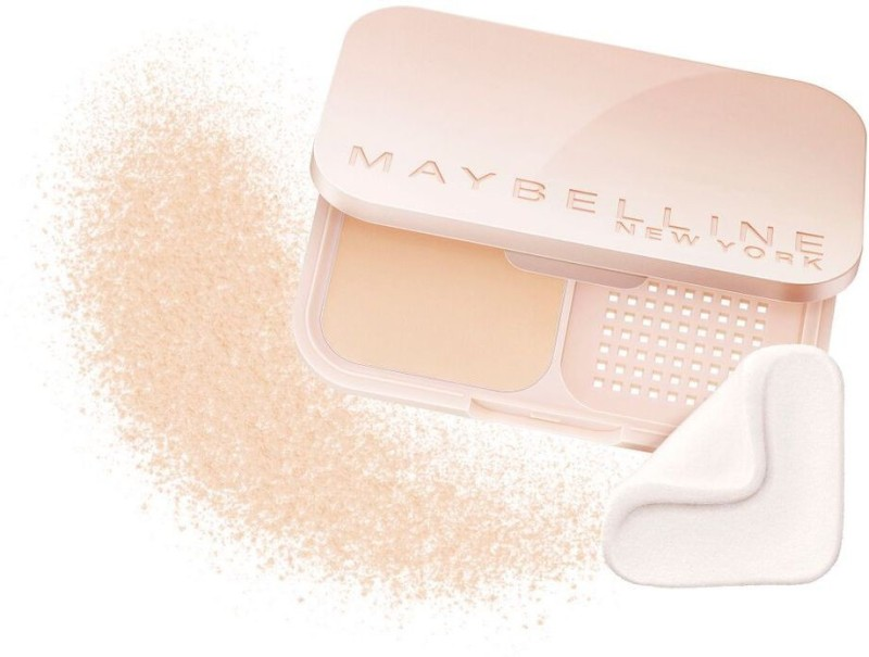 Maybelline Dream Satin Skin Two Way Cake BO (SPF32 PA+++) Compact - 9 g(Soft Almond)