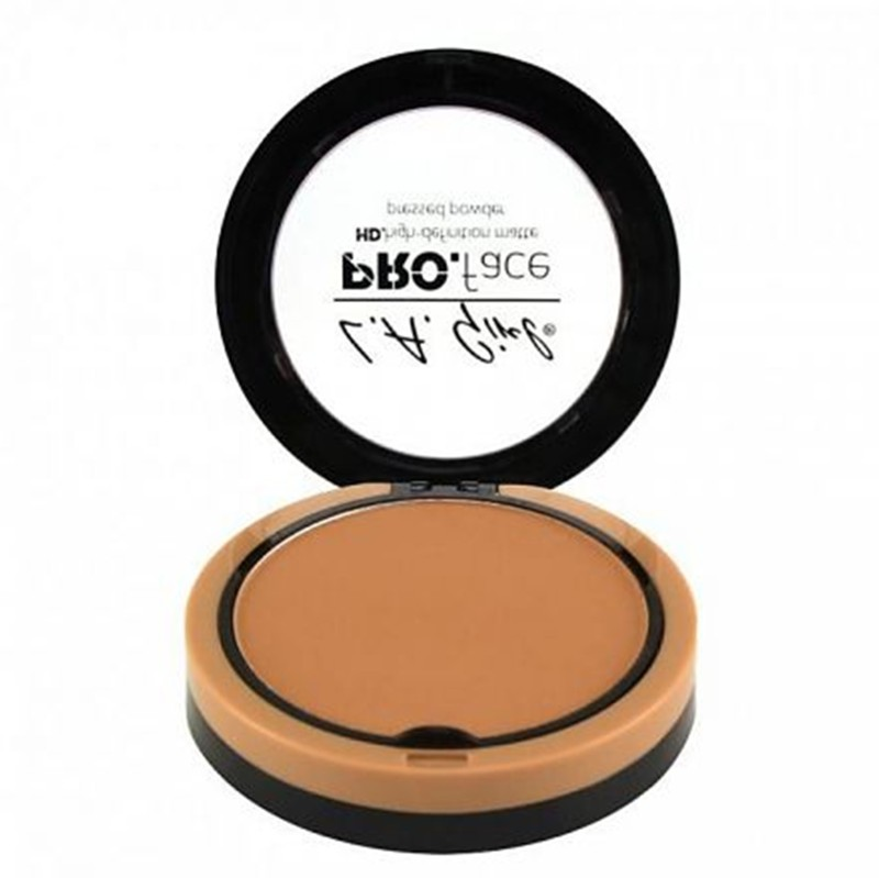 L.A. Girl HD PRO FACE PRESSED POWDER Compact - 7 g(TOFFEE)