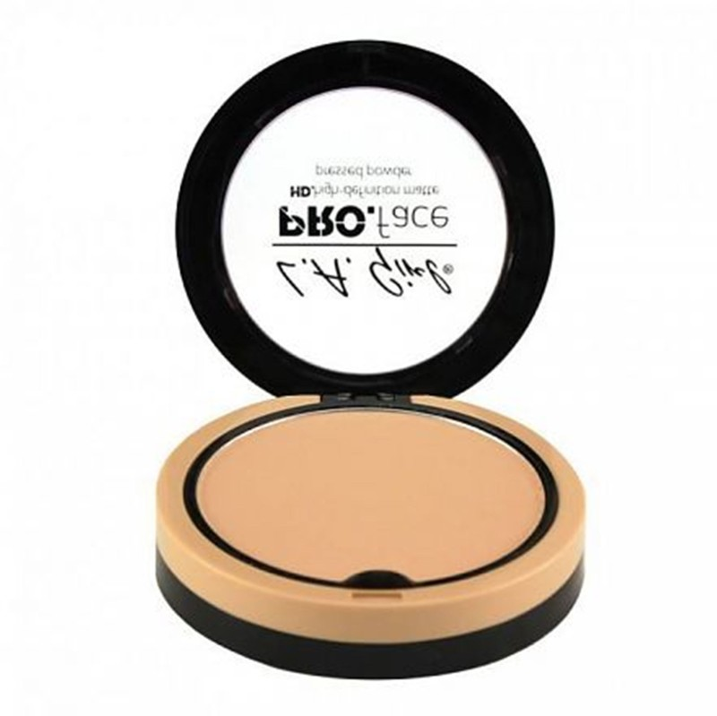 L.A. Girl HD PRO FACE PRESSED POWDER Compact - 7 g(NUDE BEIGE)