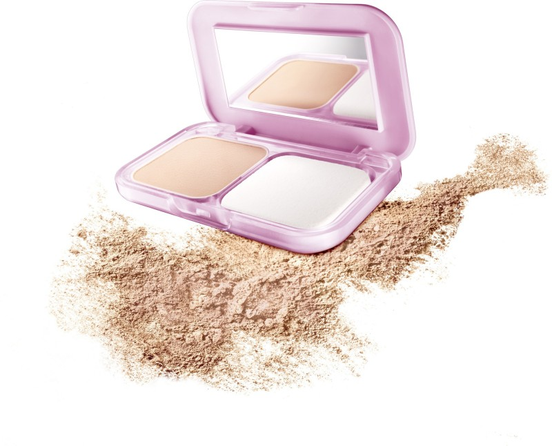 Maybelline Clear Glow All In One Fairness Compact Powder (SPF32pa++) - 9 g(01 Light)