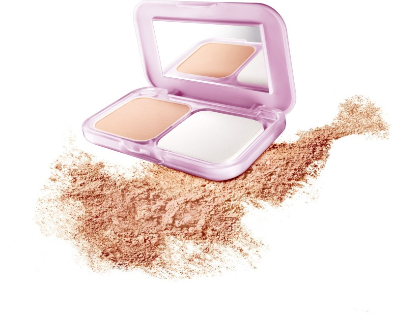 Maybelline Clear Glow All in One Fairness Compact Powder Compact(03 Natural)