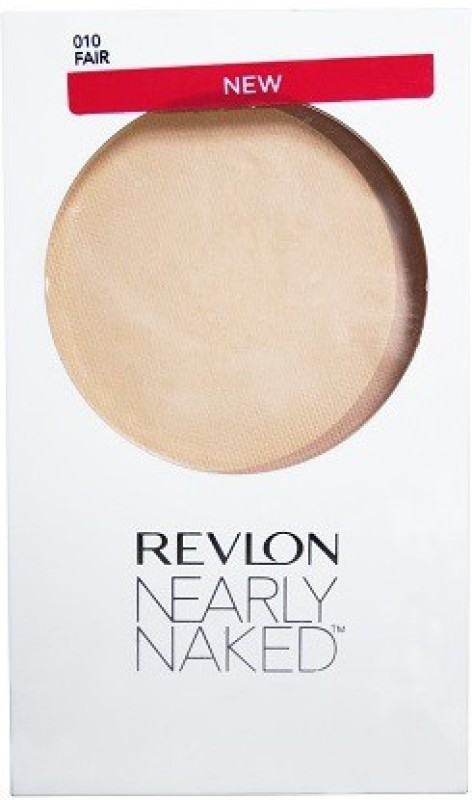 Revlon Nearly Naked pressed -010 Compact - 8 g(Fair)