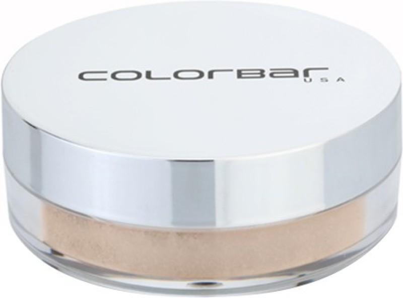 Colorbar Flawless Air Brush Finish Loose Powder Compact - 12 g(Beige Fair 001W)
