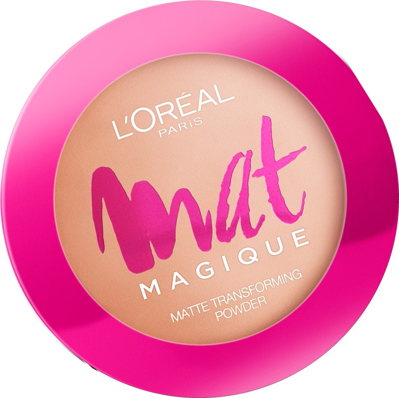 LOreal Paris MAT magique All in one Compact - 6 g(Nude Vanila N2)