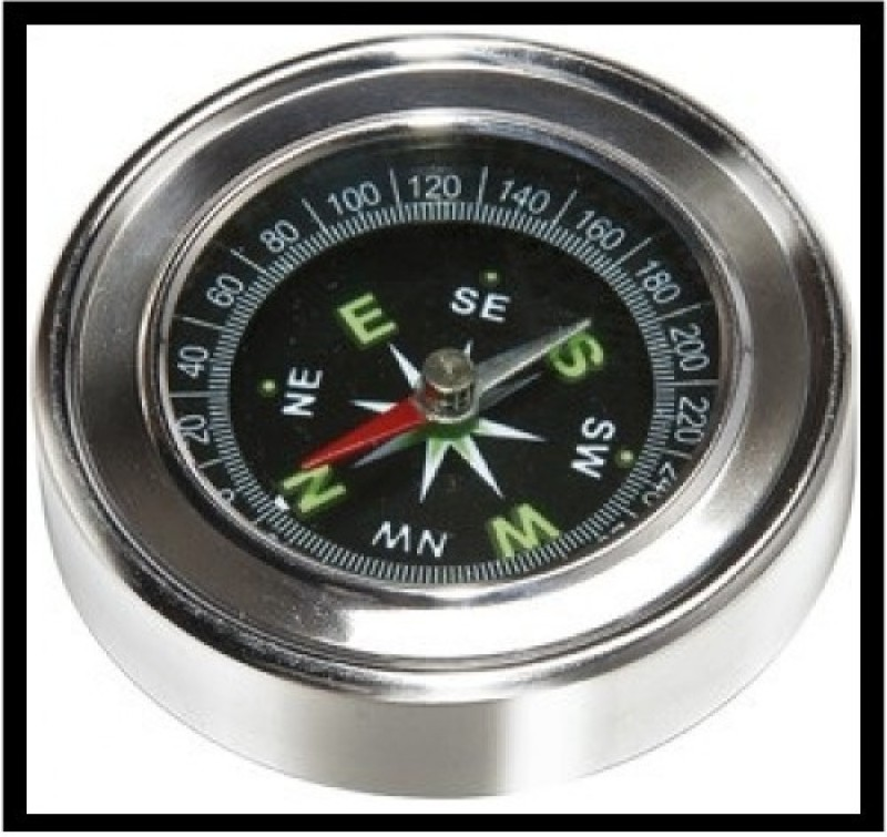 Step4deal C 001 Compass(Silver)