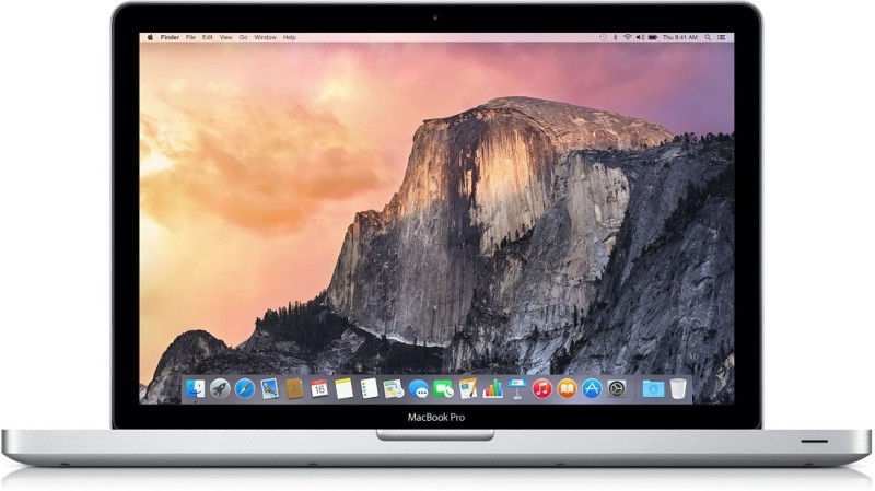 Apple Macbook Pro Core i5 - (4 GB/500 GB HDD/OS X Mavericks) A1278(13.3 inch, SIlver, 2.06 kg) image