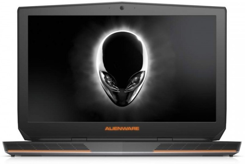 Alienware Core i7 6th Gen - (16 GB/1 TB HDD/Windows 10 Home/8 GB Graphics) 17 Gaming Laptop(17.3 inch, Anodized Aluminum) image
