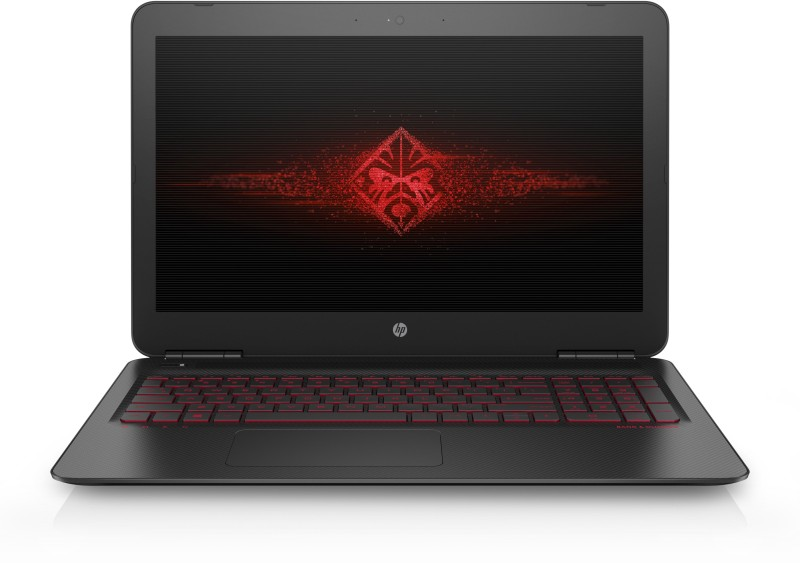 HP OMEN Core i7 7th Gen - (16 GB/1 TB HDD/128 GB SSD/Windows 10 Home/4 GB Graphics) 15-ax250TX Gaming Laptop(15.6 inch, Black)